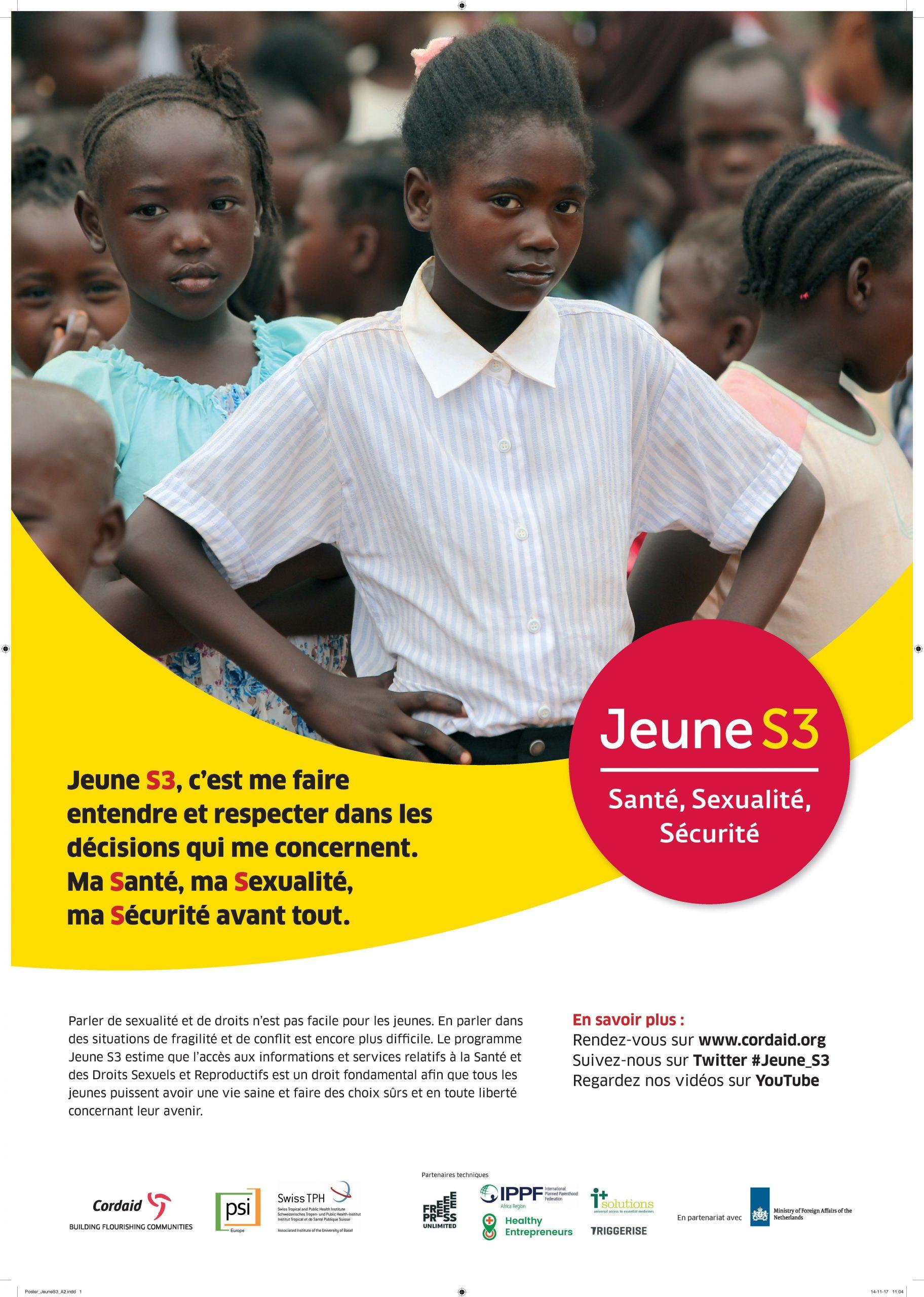 Jeune S3 Poster Series