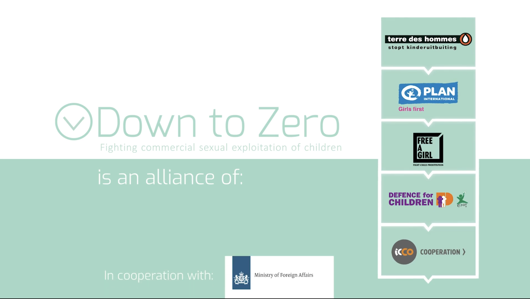 Down to Zero: Who We Are