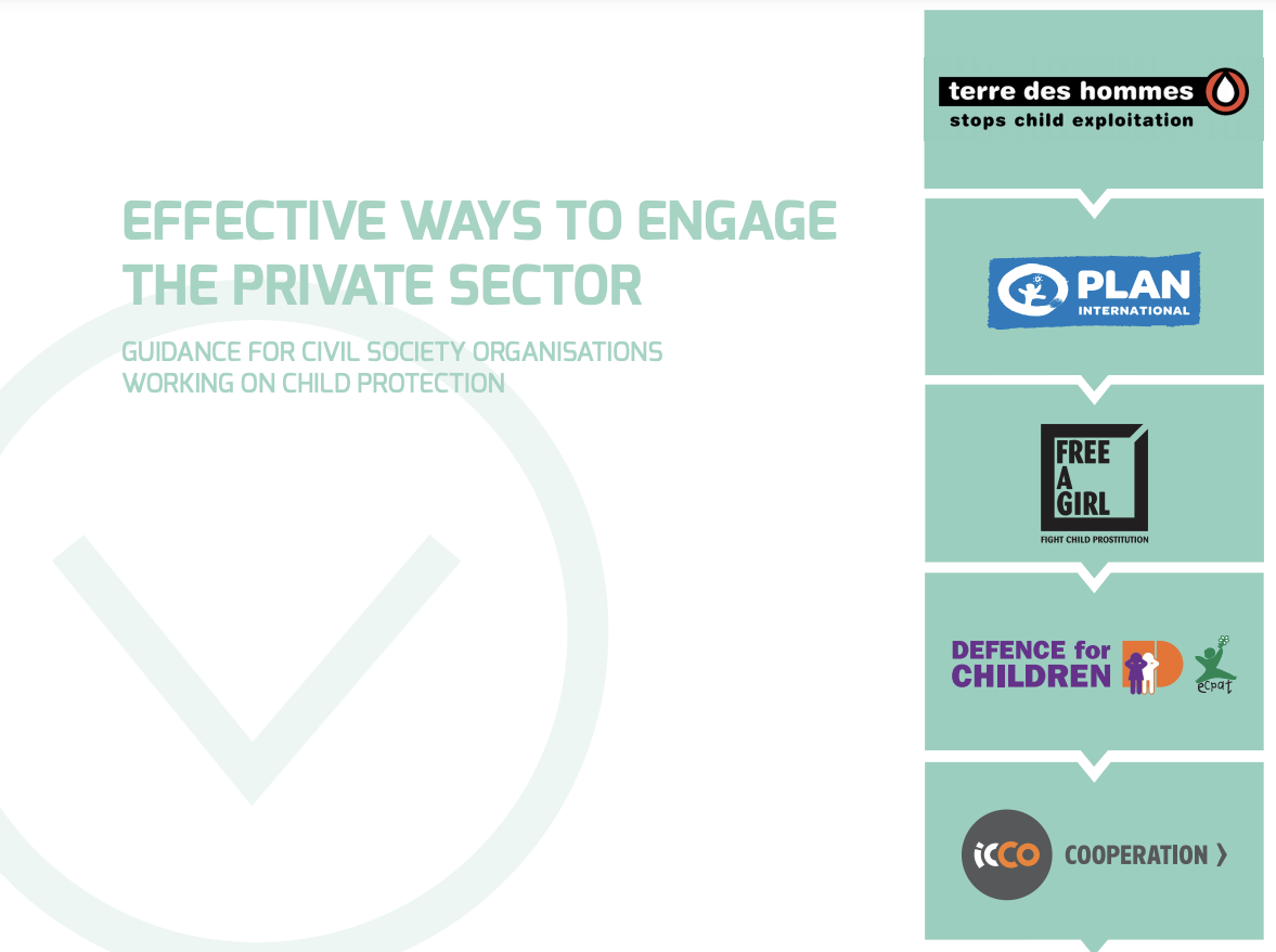 Effective Ways To Engage the Private Sector