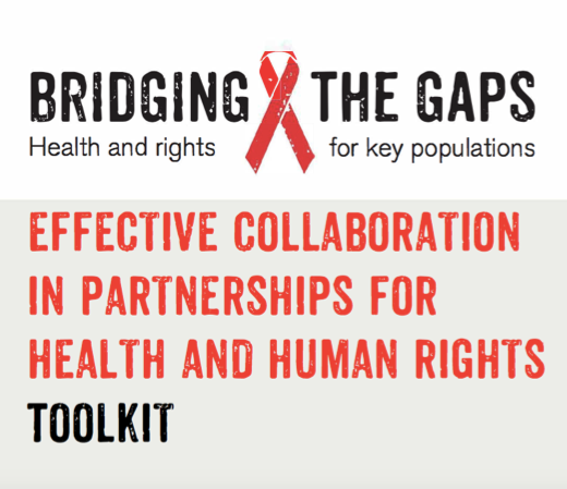 Effective Collaboration In Partnerships For Health And Human Rights Toolkit