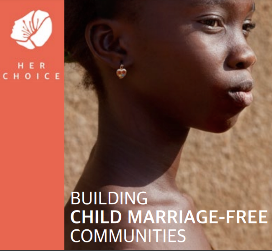 Building Child Marriage-free Communities
