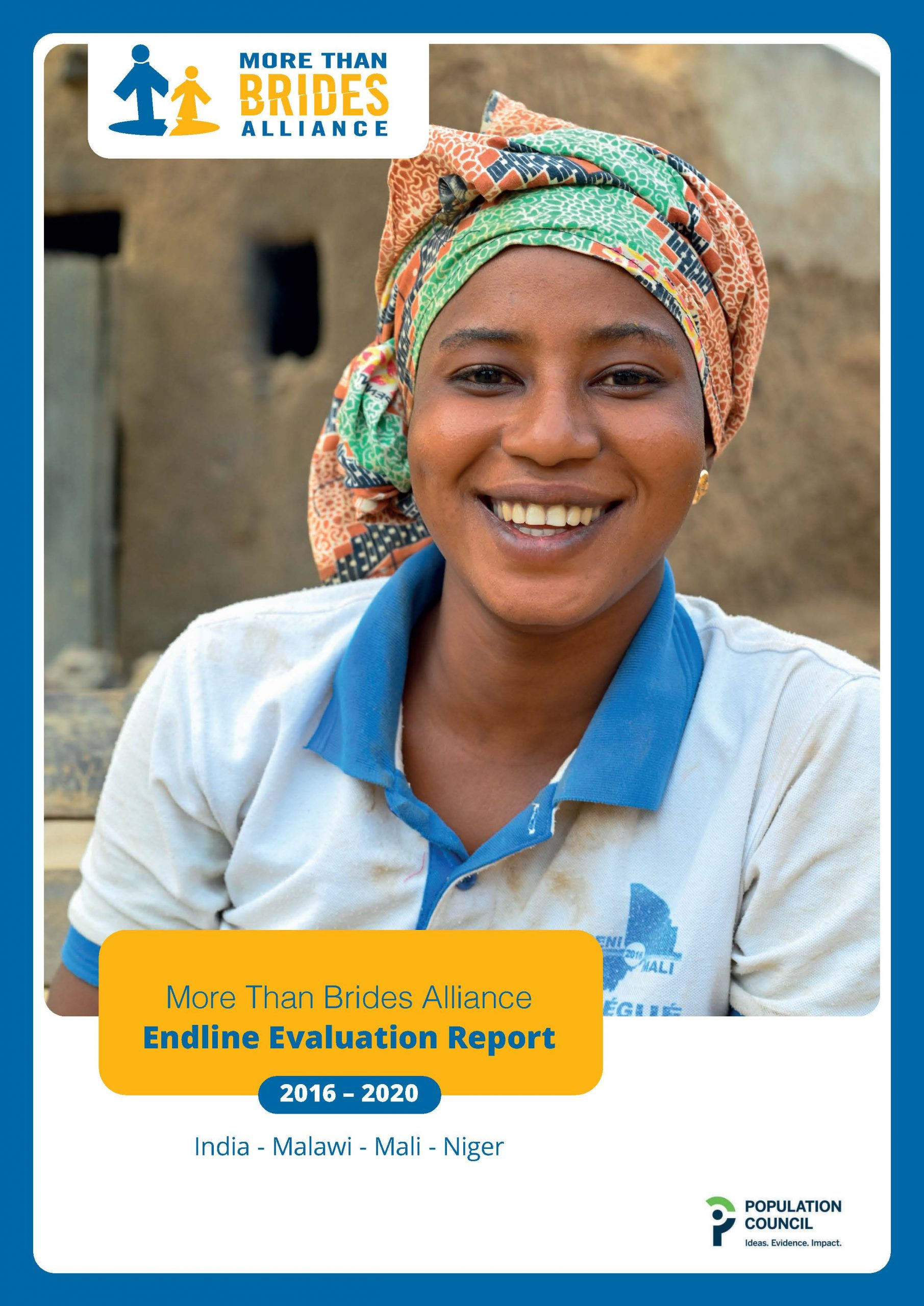 Endline Evaluation Report 2016-2020
