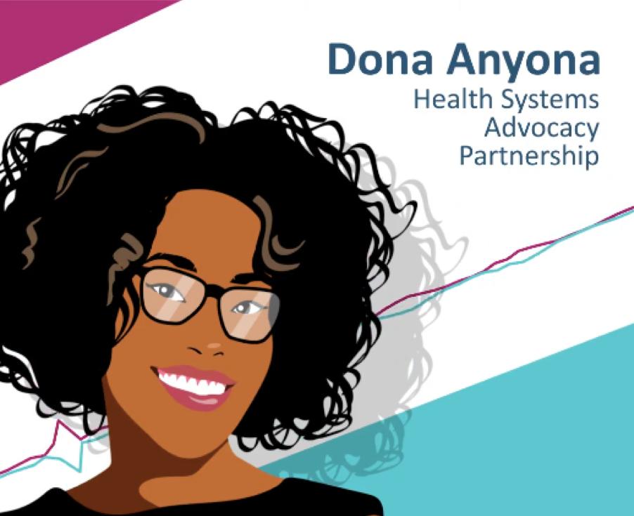 Dona Anyona – Health Systems Advocacy Partnership