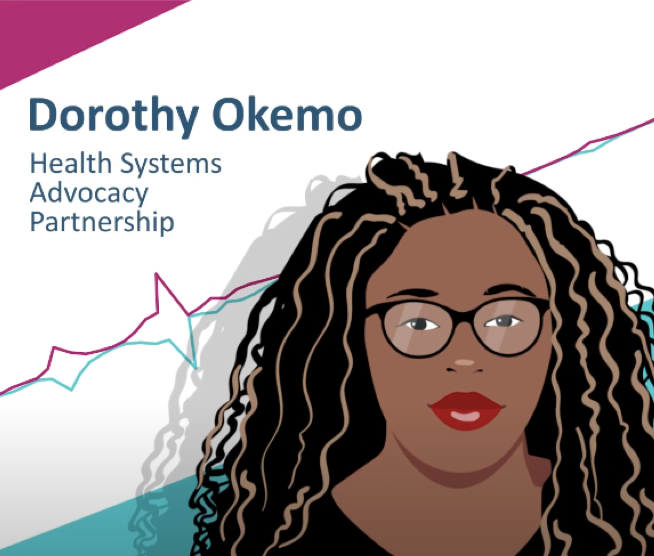 Dorothy Okemo – Health Systems Advocacy